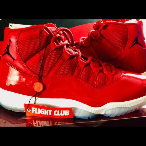 sports shoes 87d2a 75942 Men's Air Jordan 11 Retro Win Like '96 sneakers. NWT